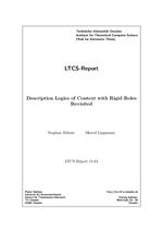 Description Logics of Context with Rigid Roles Revisited