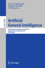 Artificial General Intelligence - 6th International Conference, AGI 2013, Beijing, China, July 31 - August 3, 2013 Proceedings