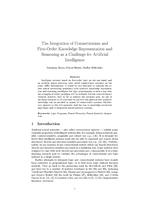 The Integration of Connectionism and First-Order Knowledge Representation and Reasoning as a Challenge for Artificial Intelligence