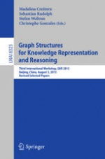 Graph Structures for Knowledge Representation and Reasoning - Third International Workshop, GKR 2013, Beijing, China, August 3, 2013. Revised Selected Papers