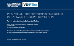 Slides for Part 1: Introduction to Existential Rules