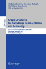 Graph Structures for Knowledge Representation and Reasoning - Second International Workshop, GKR 2011, Barcelona, Spain, July 16, 2011. Revised Selected Papers
