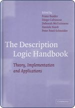The Description Logic Handbook: Theory, Implementation and Applications.