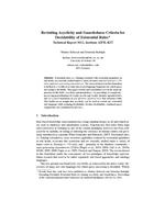 Revisiting Acyclicity and Guardedness Criteria for Decidability of Existential Rules