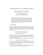 Computing the lcs w.r.t. General EL^+ TBoxes