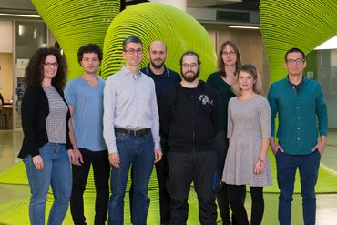 Knowledge-Based Systems group picture