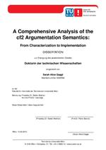 A Comprehensive Analysis of the cf2 Argumentation Semantics: From Characterization to Implementation
