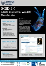 SQID 2.0 —  A Data Browser for Wikidata